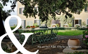 A & K Villa for every season